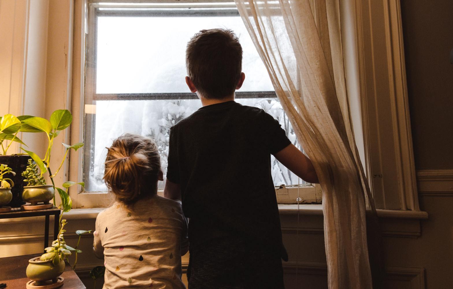 Los niños ante el coravirus